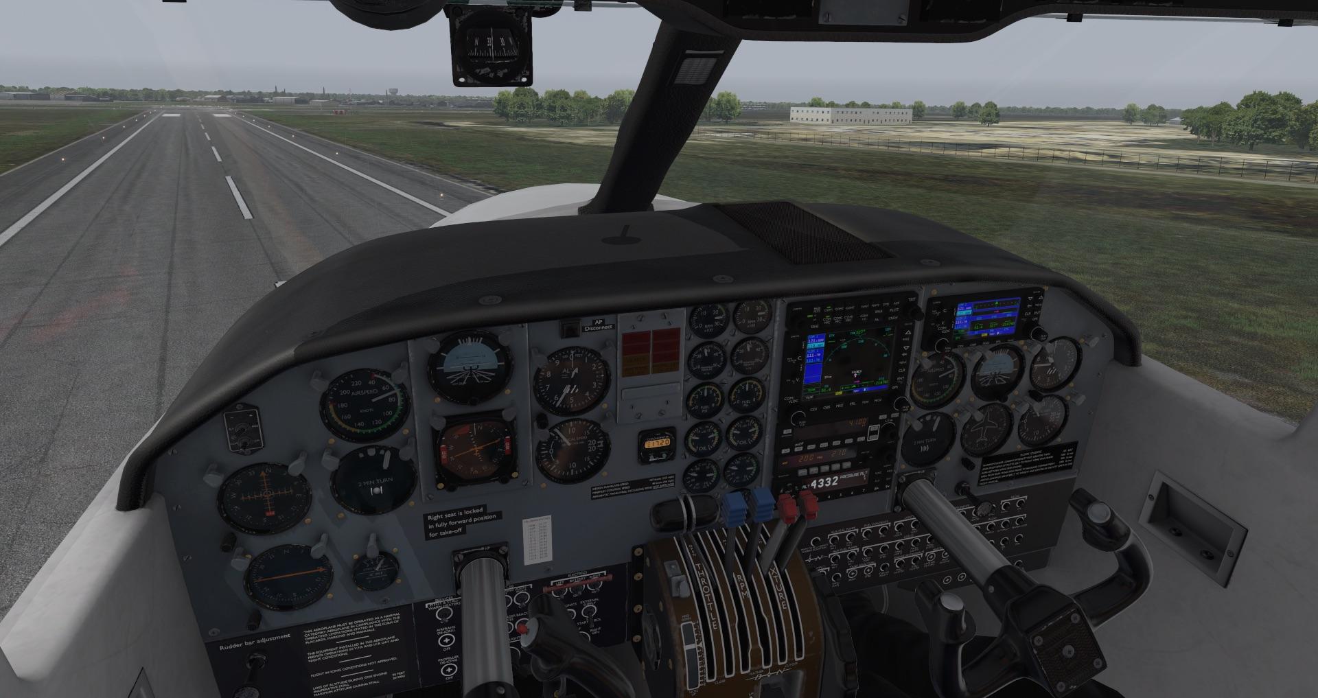 BN-2 Islander Update 1.0.1