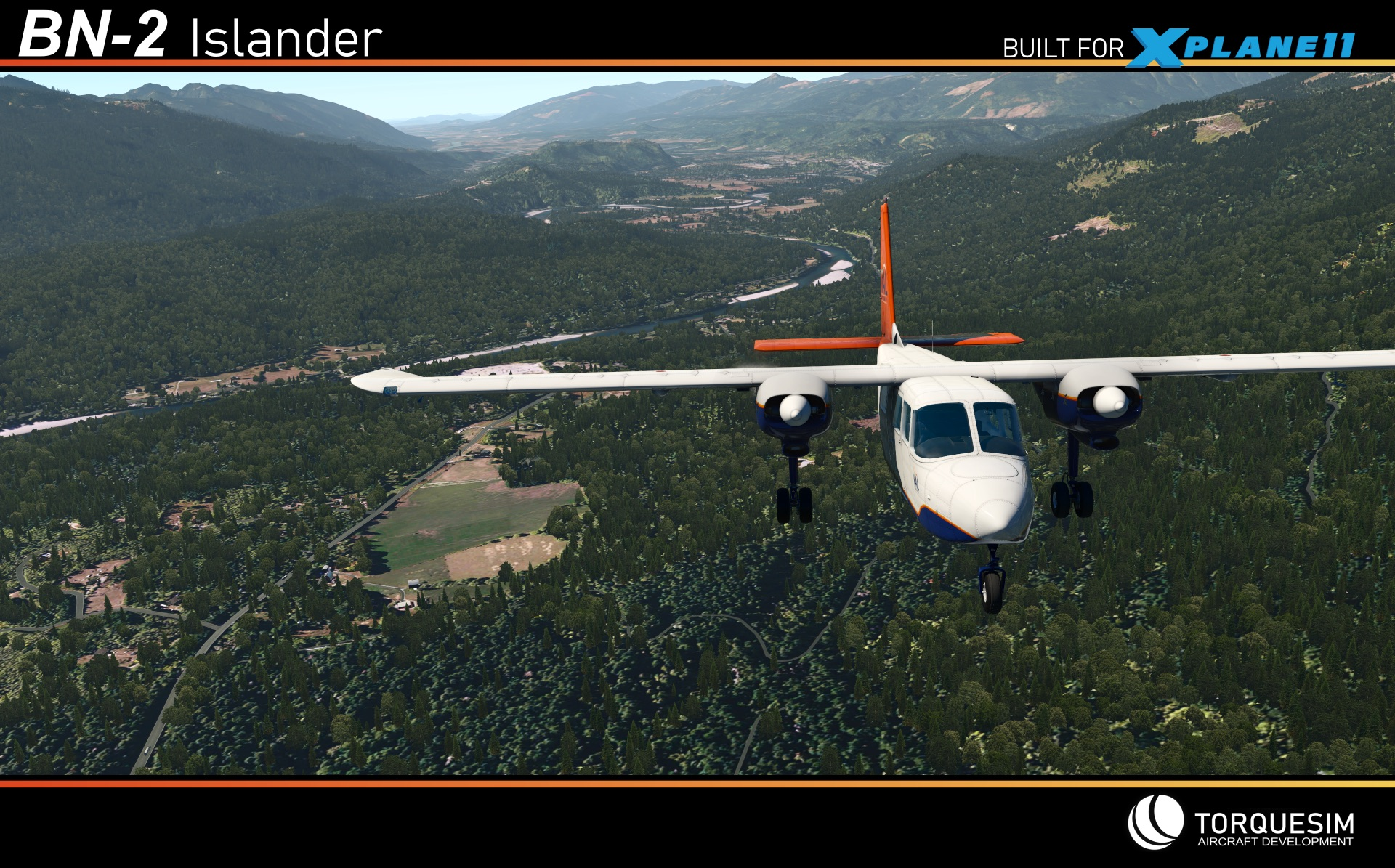 BN-2 Islander Development Update 2