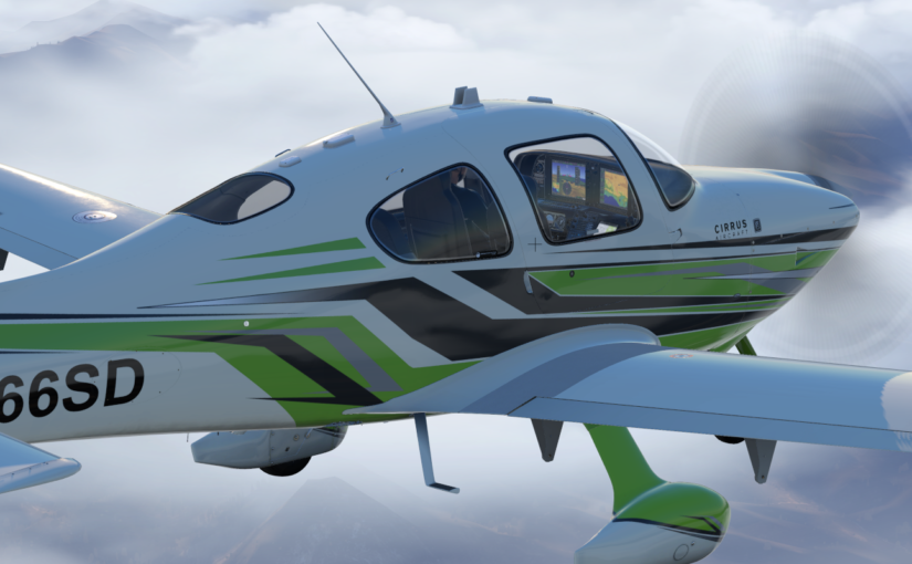 Take Command! SR22 Series has arrived!