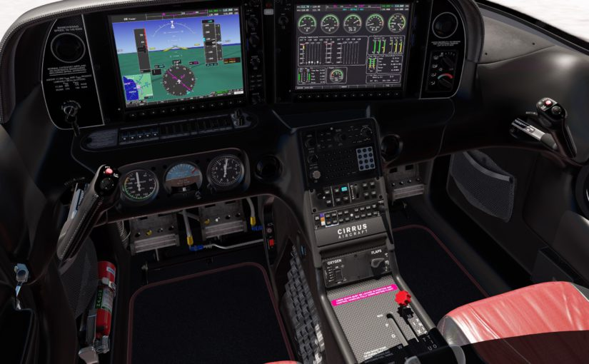 Take Command! TorqueSim SR22 Series Releasing Next Week!