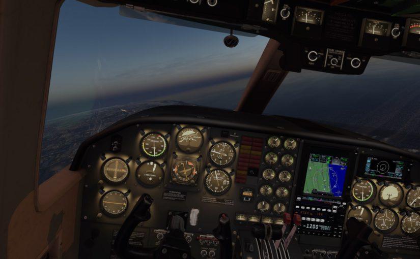 BN-2T Turbine Islander Update 1.0.1