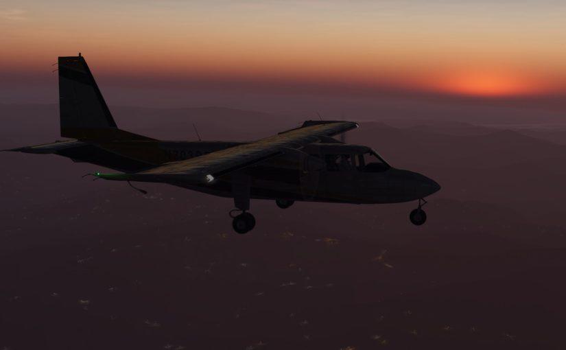 BN-2B Islander Update 1.2.1